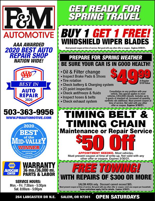 P&M Automotive