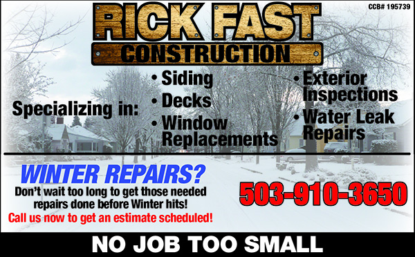 Rick Fast Construction