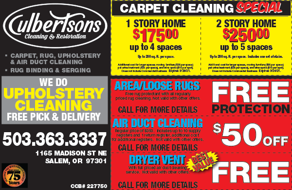 Culbertson's Cleaning Service