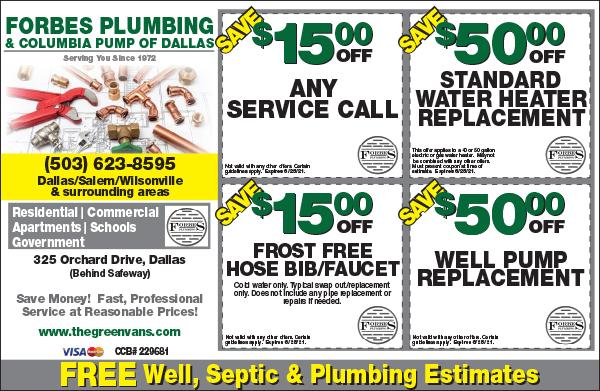 Forbes Plumbing