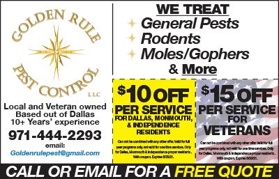 Golden Rule Pest Control