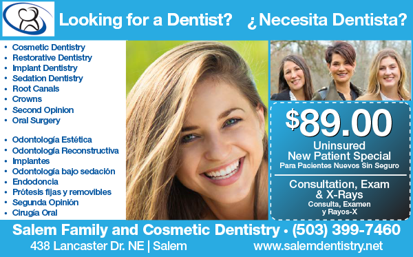 Salem Family and Cosmetic Dentistry