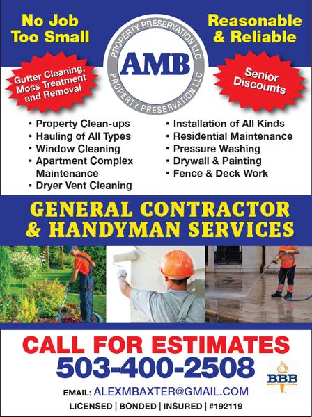 AMB Property Preservation (West Valley)