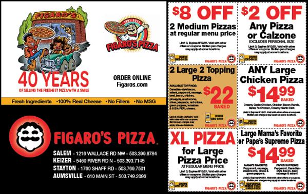 Figaro's Pizza