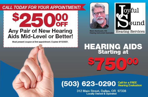 Joyful Sound Hearing Services (West Valley)