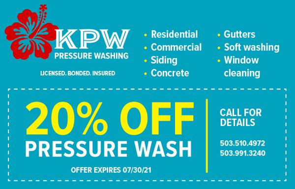 KPW Pressure Washing