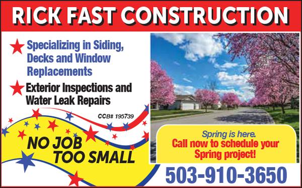 Rick Fast Construction