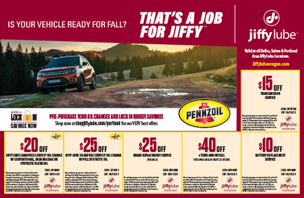 Jiffy Lube (West Valley)